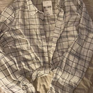 Forever 21 Blouse sz L BRAND NEW with Tags!